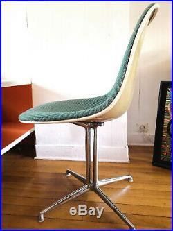Charles et Ray Eames, chaise La Fonda édition Herman Miller Vitra