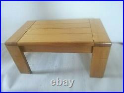 Charlotte Perriand Table basse coffee table DESIGN circa 1960