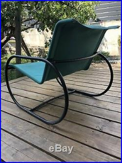 Chauffeuse Vintage Années 70,80 Lounge Chair, Scandinave Made In Sweden