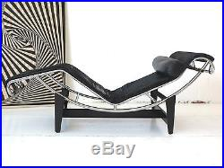 Early Number -325! Original Le Corbusier Chaise Longue Chair Lc4 Cassina Liege