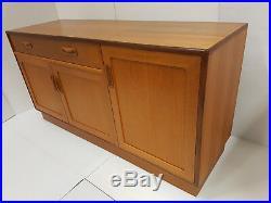 ENFILADE MEUBLE BUFFET BAHUT SCANDINAVE G-PLAN 1960 VINTAGE TECK 60S 60's