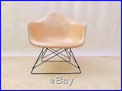 Eames Fauteuil Prototype pré Zénith Rope Edge Herman Miller 1950 Original