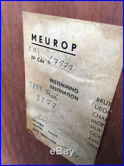 Enfilade Buffet De Pierre Guariche De Chez Meurop 1960 Tres Rare Scandinaves