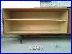 Enfilade design 50/60 teck teak sideboard