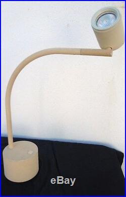 Ettore Sottsass lampe Halo Click 2 design Sottsass associati Philips vers 1980