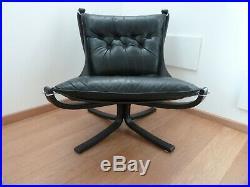 FALCON Chair Sigurd RESSEL, fauteuil design scandinave Vatne Möbler no eames