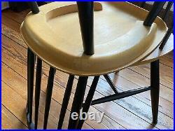 FANETT Ilmari Tapiovaara Chair Scandinave Vintage Design Authentic 1949 CHAIRs