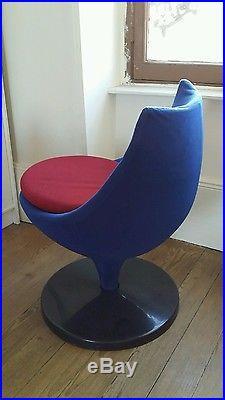 Fauteuil Guariche pour Meurop vintage années 50 60 design