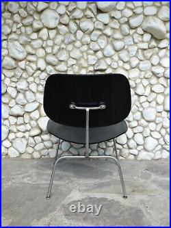 Fauteuil LCM Lounge Chair Metal Charles & Ray Eames Herman Miller 1950s