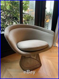 Fauteuil Lounge chairpar Warren Platner pour Knoll International