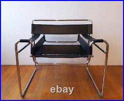 Fauteuil Wassily B3 Marcel Breuer Vintage Design