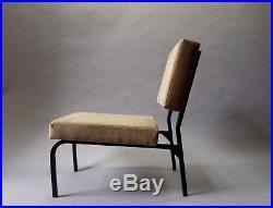 Fauteuil assise siege 1950s a 1970 salon bureau vintage 50 deco