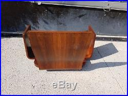 Fauteuil cuir vintage design leather armchair DUCAROY Marsala Ligne Roset 70'S