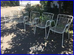 Fauteuil de Rio par Emu vintage 1970 chaise de jardin Emu de Rio vintage