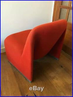 Giancarlo Piretti (1940) Chauffeuse Design Italien Modele Alky 1969