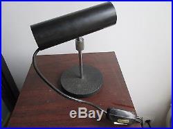 Gino SARFATTI Lampe N°568 Arteluce 1956 spot à poser Lampade da tavolo tablelamp