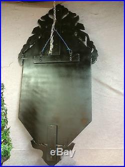Glace / miroir de Venise à parcloses de style Art déco Epoque XXeme très déco