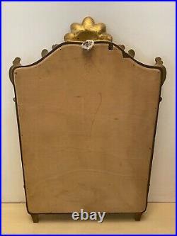 Grand Miroir Ancien Bois Doré, Style Rocaille, Transitions, Deco Vintage Chic