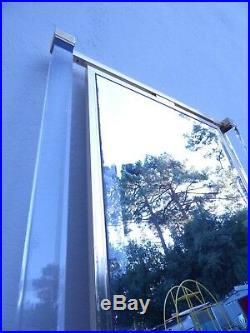 Grand miroir pierre vandel paris année 70 80 no knoll chic philippe jean