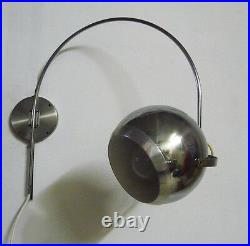 Grande Applique Eye Ball Vintage des Années 70's