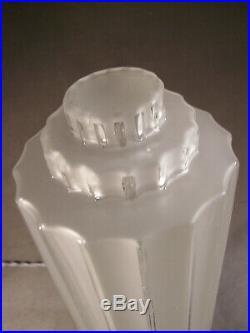 Grande Lampe Building Moderniste Art Deco Skyscraper Gratte-ciel 1930