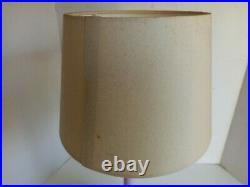 Grande Lampe céramique années 80 90 era Memphis Milano Ettore Sottsass Design