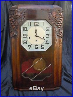 Horloge carillon Odo 10 tiges marteaux carillon ODO 30 chime clock odo