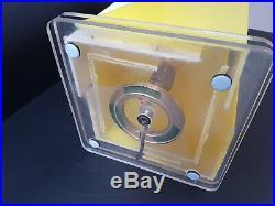 Importante Lampe Gratte-ciel Plexiglas 1970 Vintage Space Age 70s 70's Annees 70