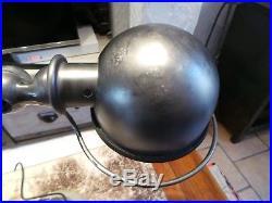 JIELDE 2 ARMS LAMP Graphite Lampe Jielde déco loft-french design/ STEHLAMPE /