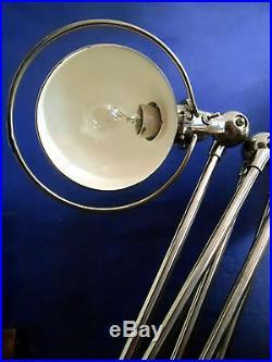 Jielde Lampe Lampadaire Ancienne Lampe Jielde 5 Bras Polie Miroir
