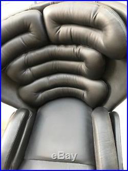 Joe Colombo Paire de fauteuils ELDA édition confort Circa 1971