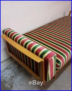 KNOLL ANTIMOT design W KNOLL canapé daybed vintage 50's 50s modernist MCM