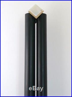 LAMPADAIRE ITALIEN GEANT DOUBLE FUT MURANO 1970 VINTAGE DESIGN 70s FUNKY RETRO
