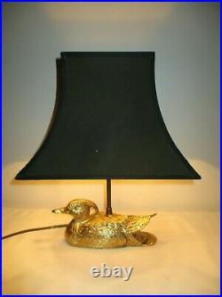 LAMPE CANARD MAISON CHARLES JANSEN EPOQUE 70s