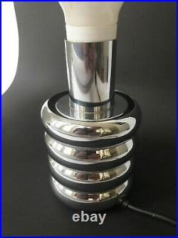 LAMP BULB INGO MAURER era sottsass sarfatti munari enzo mari panton knoll vitra