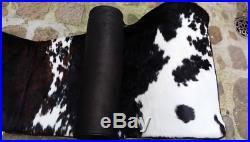 LC4 chaise longue Le Corbusier peau de vache marron/blanc édition Cassina 2010