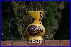 LURÇAT Jean 1892-1966 French Magnifique Vase double Edition limitée à 100 ex