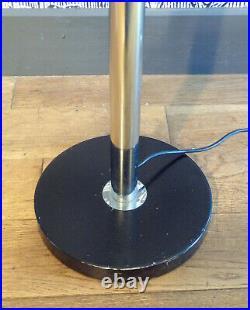 Lampadaire Vintage 4 Lampe Design 1960 70-space Age-sciolari