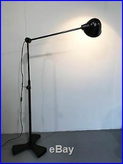 Lampadaire de Carrosserie An 50's RG LEVALLOIS dans le gout jielde Gras lampe