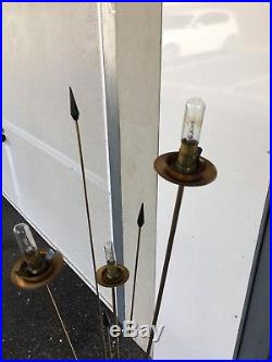 Lampadaire lampe JEAN ROYERE 1950