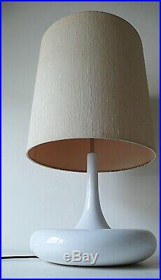 Lampe À Poser Salon En Ceramique Design Scandinave Vintage Annee 70 Vintage 1970