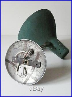 Lampe Applique Vintage design Guariche métal 1950 années 50