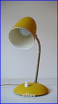 Lampe Bureau Jacques Biny Annees 50 60