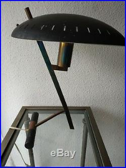 Lampe Bureau Vintage 1950 Philips Design Christian Kalff