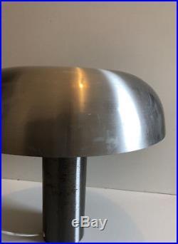 Lampe Champignon Guzzini vintage Années 70's
