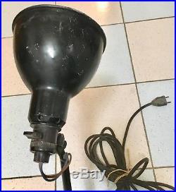 Lampe Datelier Articulé Gras Ravel Clamart Modèle 1030 Design Industriel Prouve