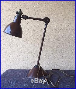 Lampe De Bureau Gras Ravel / Industriel / Atelier