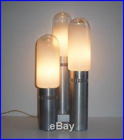 Lampe Gélule des Années 60's 70's Carlo Nason Mazzega Murano