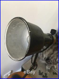 Lampe Gras 206 Bielle Plate