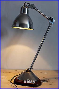 meubles et d coration blog archive lampe gras 206 nickelee art deco atelier industrielle. Black Bedroom Furniture Sets. Home Design Ideas